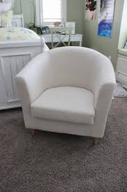 Placement Of White Bedroom Chair
