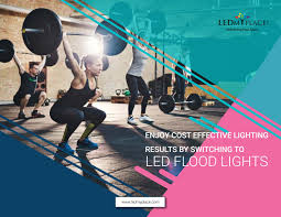 Best Gym Lighting Why Led Flood Light Are The Best For Gym By Peter Jackson