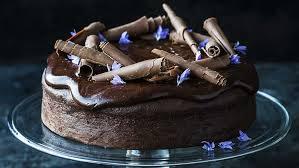 Kirsten Tibballs decadent chocolate cake recipe 9kitchen