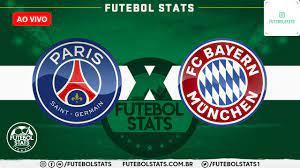 Como assistir Paris Saint-Germain x Bayern de Munique Futebol AO VIVO TNT  Sports – Champions League 2020 - Futebol Stats