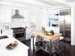 a restaurant grade small kitchen island