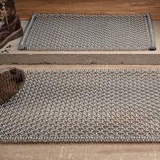 galvanized coil steel mud mats by garrett wade