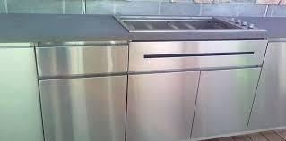 stainless steel outdoor kitchen. Stainless Steel Outdoor Kitchen S