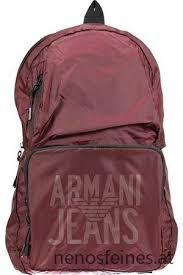 armani rugtas heren uni rood tassen dwb3wdzj tassen
