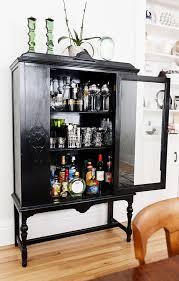 the 25 best liquor cabinet ideas on green