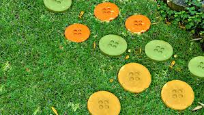 Diy Stepping Stones Mark Montano Button Stepping Stones Diy