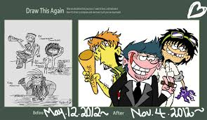 The fastest meme generator on the planet. Draw This Again Meme Ed Edd N Eddy Adult Hood By Vaness96 On Deviantart