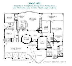 master bedroom with sitting area floor plan. Pusch Ridge Vistas II Floor Plan - Model 3420 3 Bedrooms + Den 3,420 Sq. Ft Master Bedroom With Sitting Area T