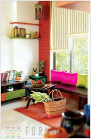Indian Style Living Room Decorating Living Room The Open Floor Plan Encourages Free Flow Of Movement