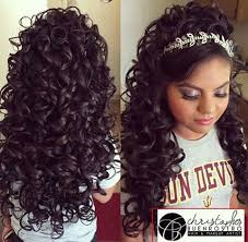 Quince Hairstyles 74 Stunning Curly Hairstyles Quinceanera24 Quinceanera Hairstyles For Girls