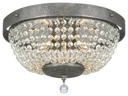 antique ceiling chandelier. flush mount ceiling chandelier with antique silver crystal light contemporary and 7 lighting on category 640x476 chandeliers 640x476px