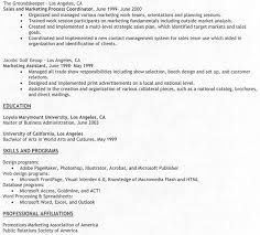 Cv Experience Examples Resume Format With Work Experience 18