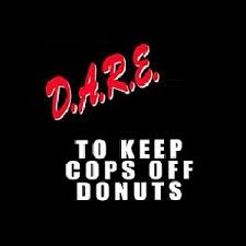 Dare Quotes Dare To Keep Kids Off DARE' Infographic The Weed Blog 95