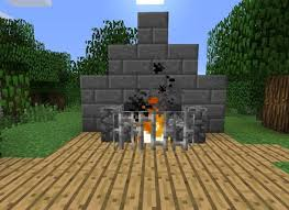 how to make a chair in minecraft. How To Make Furniture In Minecraft A Chair