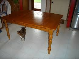 Restaining Kitchen Table Better Together Refinishing A Kitchen Table