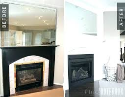 fireplace mantels with above mantel height gas pictures picture