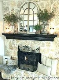 mantel wall decor above fireplace best over ideas on for decorating marvelous design id wall decor above fireplace mantel