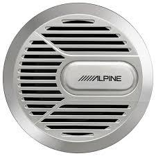 Автомобильный <b>сабвуфер Alpine SWR</b>-<b>M100</b> — купить по ...