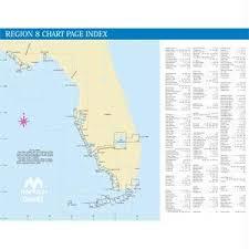 Maptech Paper Charts Maptech Chartkit Book W Companion Cd Florida West Coast The Keys