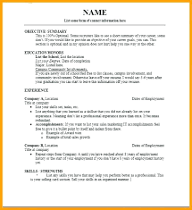 Bullet Points Resume Fascinating Example Of Resume Bullets With Bullet Point Resume This Is Resume