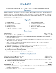 Certified Case Manager Resume Professional Student Coordinator Templates To Showcase Your