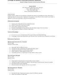 Sample College Application Resumes Admission Resume Template