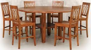 Round Wood Kitchen Table Best Kitchen Table Designs Cliff Kitchen