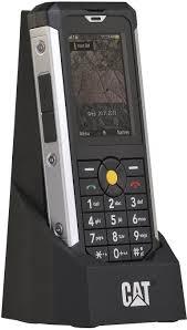 CAT B100 Outdoor mobile phone