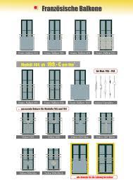 Französische Balkone Oder Fenstergitter