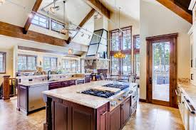 the kitchen is a chef s dream viking appliances two dishwashers two sinks tons of e for enterning and hosting