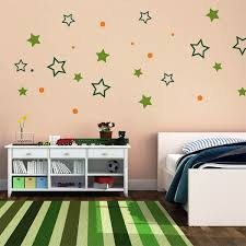 Home Deko Ideen Mit Weißen Wand Dekoration Mit Silber Bänder Angebot
