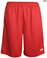 reebok shorts. new reebok- mens athletic performance shorts red size xxl reebok