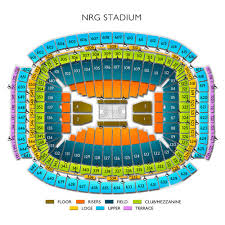 Nrg Stadium Concert Tickets And Seating View Vivid Seats