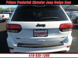 2018 jeep grand cherokee srt. delighful 2018 2018 jeep grand cherokee grand cherokee srt 4x4 in prince frederick md   frederick to jeep grand cherokee srt