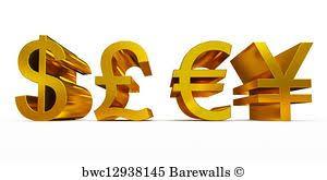 233 818 Currency Symbols Posters And Art Prints Barewalls