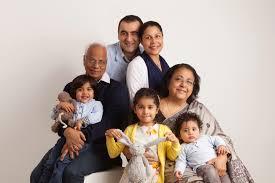 Family Photo Shoot Generational Family Shoot At Boggio Studios London