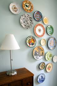 Plates Wall Decor Furniture Accessories Arranging Decorative Plates To Hang On Wall