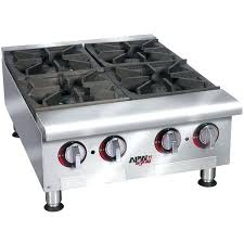 six burner gas stove natural heavy duty 6 range hot plate four top covers