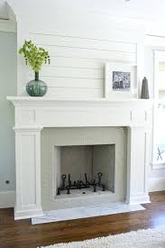 amazing white fireplace mantel surround how to build a and for magnificent idea electric hearth seating decorating shelf uk decor with stone image