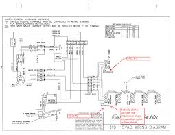 strange electrical issue c310 115vac wiring diagram markup
