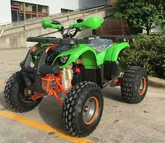 buy teen electric size atv quad four wheeler 48 volts 1200