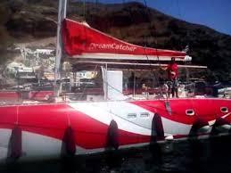 Dream Catcher Boat Santorini SAILING TOUR No100 100