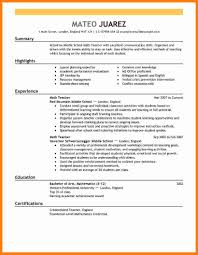 6 Curriculum Vitae Examples Education Theorynpractice