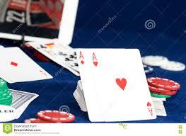 Online Gambling Stock Image Image Of Card Internet 80921313