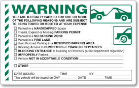 notice of violation template parking violation template free download