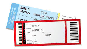 Raffle Tickets Printing Event Ticket Printing Raffle Ticket Printing Same Day Order