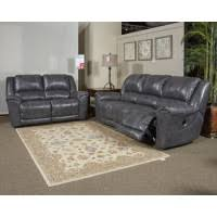 Leather Reclining Group Furniture Albany GA