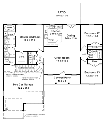 house plan 59003 traditional style