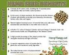 benefits of hemp seed oil on face
