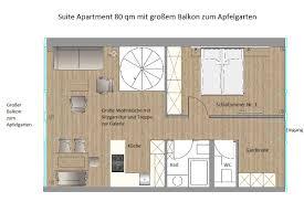 Suite Apartment 80 Qm